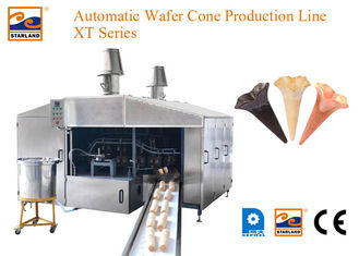 Good Quality Sugar Cone Production Line & Fully Antomatic Fast Heating Up Oven Ice Cream Cone Machine CE Certificate on sale