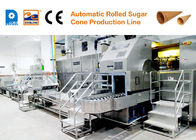Automatic Sugar Biscuit Ice Cream Cone Making Machine Commerical