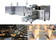 2.0hp 380V Ice Cream Cone Production Line / Rolled Sugar Cone Machine
