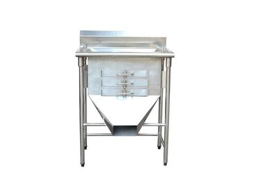 low noise metal remover waffle cone machine customized ss 304 materials