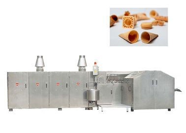 China Star - Reel System Ice Cream Production Line With Fast Heating Up Oven factory