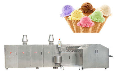 Commercial Food Processing Equipment , Industrial Food Machinery 5-6 Gas Consumption / Hour