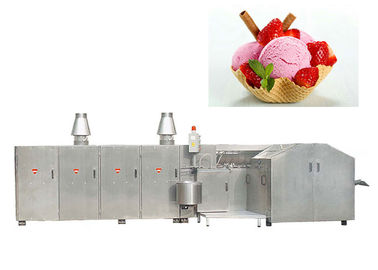 High Flexibility Accessories for cone Production Line With Fast Heating Up Oven
