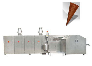 Ejection System Waffle Basbet Production Line With Double Layered Panel Door , 1 Year Warranty