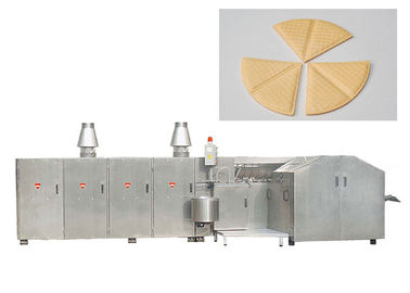 CE Certified Ice Cream Cone Machine With 45 Baking Plates , Long Lifespan