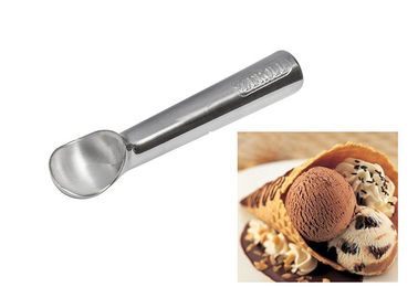 Eco - Friendly Sugar Cones Industrial Ice Cream Scoops For Quick Load