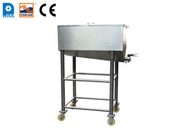Durable Ice Cream Related Production , Food Production Line Accessories Feeder