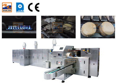 Rolled Sugar Cone Baking Machine / Crispy Cone Production Line