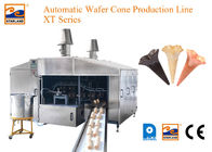 Fully Antomatic Fast Heating Up Oven Ice Cream Cone Machine CE Certificate